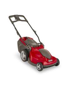 mountfield princess 38 push electric lawn mower