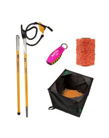 Notch Big Shot Kit Throw Line Bundle