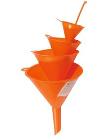 Set Of 4 Funnels