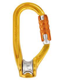 Petzl ROLLCLIP A Triact Lock Pulley Karabiner