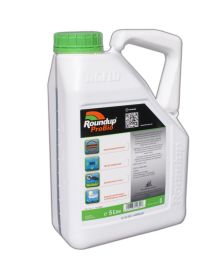 Round Up Pro Biactive Strong Glyphosate Weedkiller - 1L and 5L Available