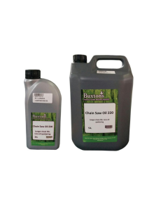Buxtons Chainsaw Chain Oil