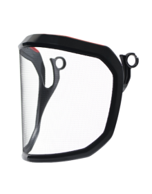 Protos Integral Metal Visor - F39