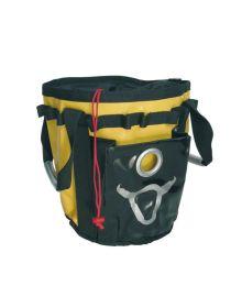 silver bull pvc yellow bag