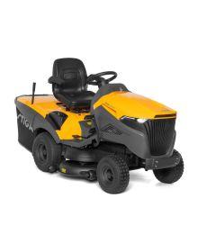 stiga estate 7102 hwsy ride on lawn tractor
