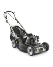 stiga twinclip 55 sh bbc self propelled petrol lawn mower
