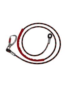Treehog Wire Core Flip Line With Swivel Karabiner