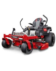Toro 74887 TITAN® XS4850 With MyRIDE® Zero Turn Mower