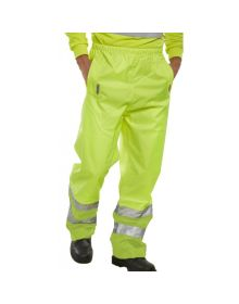 Water Proof Trousers HiViz Strips