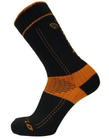 Arbortec Xpert Low Black & Orange Socks