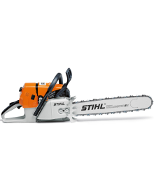 STIHL MS 660 Magnum Professional Petrol Chainsaw With Heated Handles