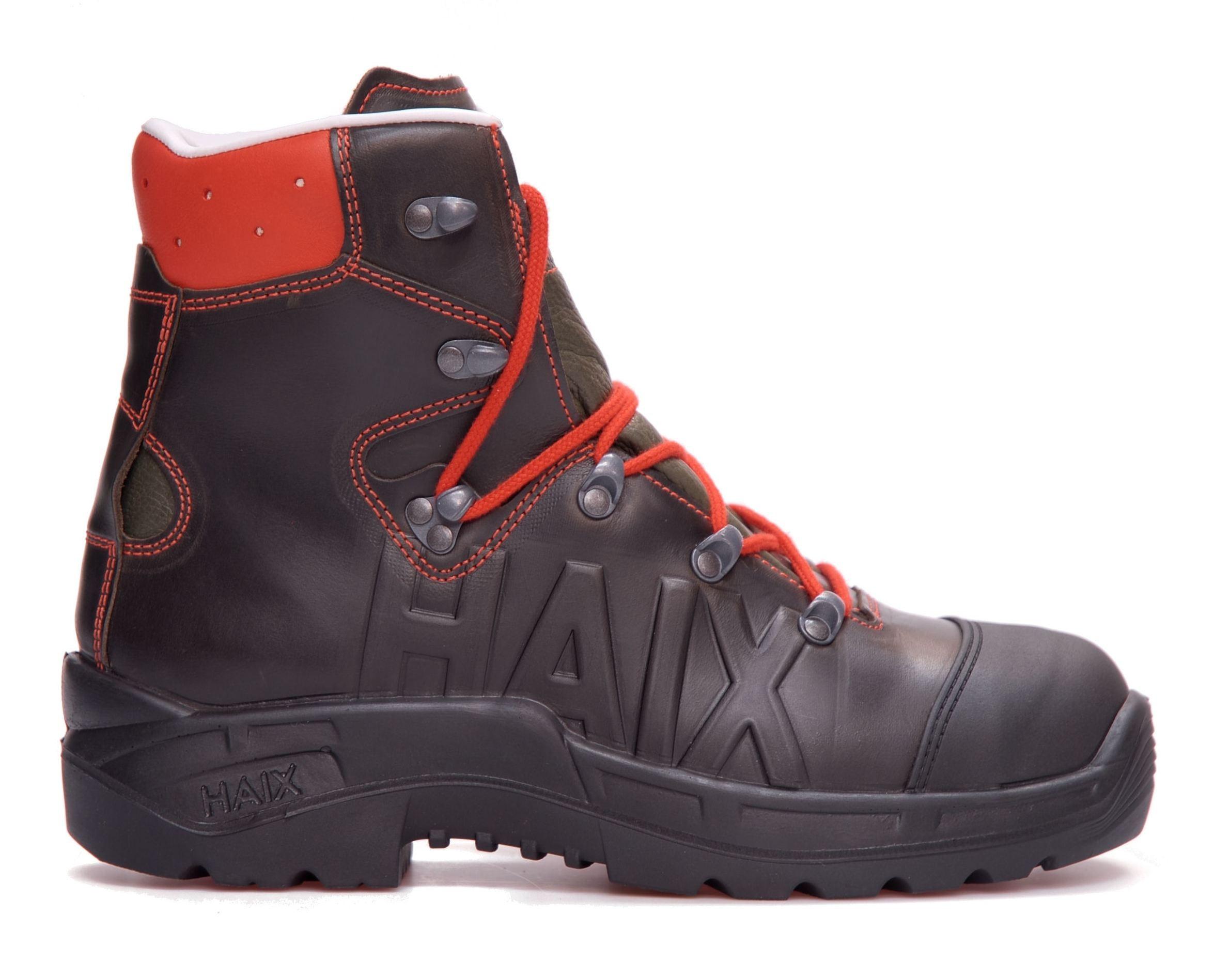 Anti Haix Chaussure Coupures Pfanner Gtx Bucheron chaussures Zermatt 34A5RjLq