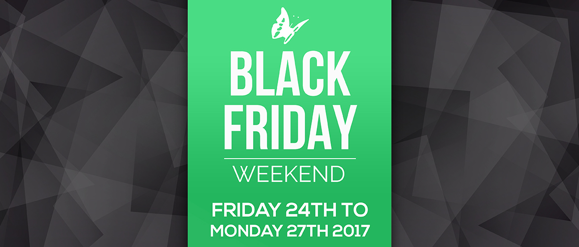 Black Friday - Coming 24th November!
