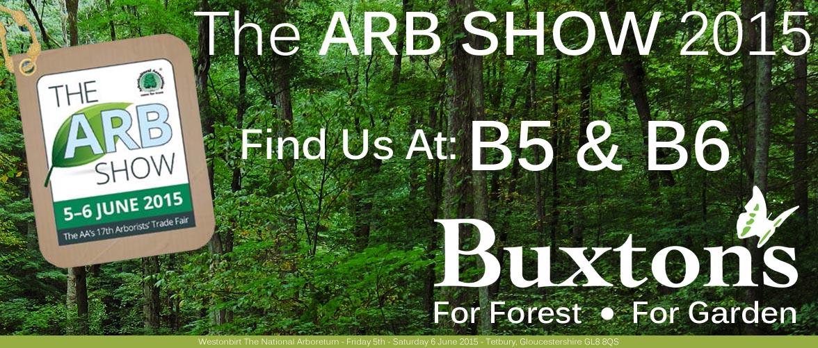 The Arb Show 2015 Details