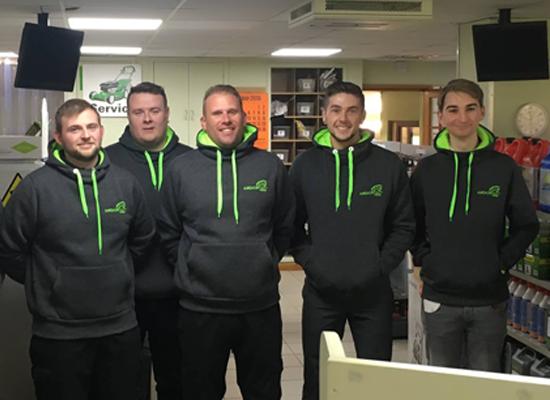 Buxton's Team