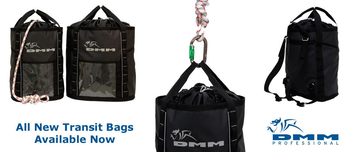dmm transit bags