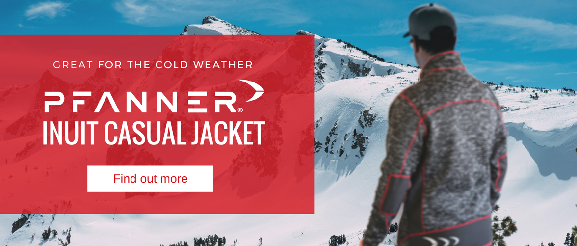 Pfanner Inuit Jackets - Now in Stock