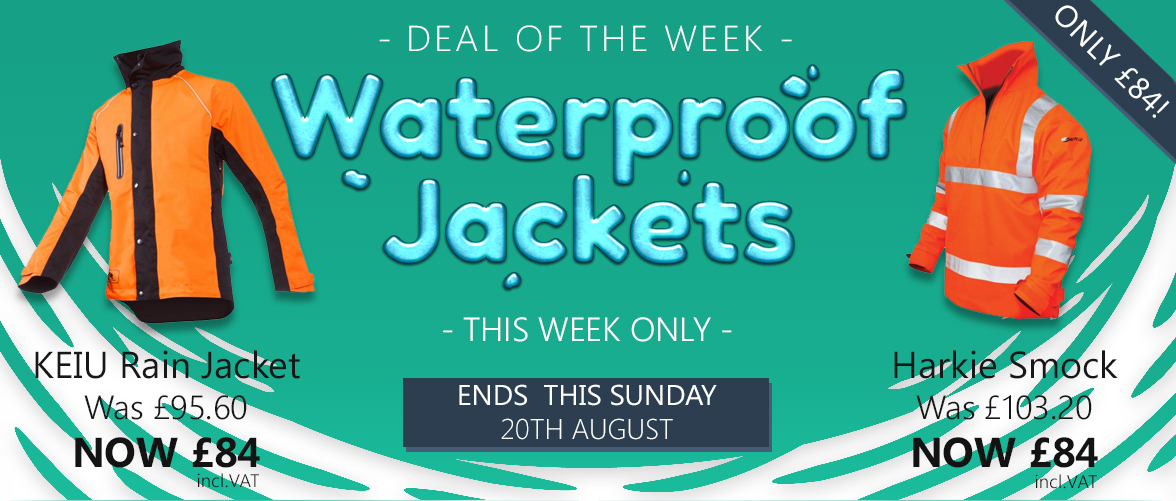 Deal of the Week - Offers on Jackets