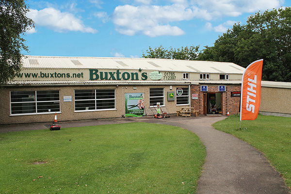 Buxton's Store Front