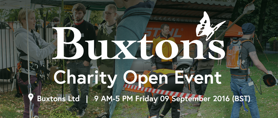 Buxtons Open Event